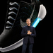Nike unveils next-generation self-lacing basketball shoes