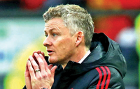 United's plans for next season 'up in the air' says Solskjaer