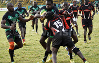 Mongers face Rhinos in rugby league