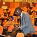 EALA congratulating S.Sudan on EAC admission