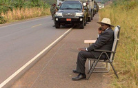 2016 flash back: Elections, Nyanzi's nudity, Muhanga's goats, Museveni's roadside call