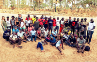 50 participate in Kidepo adventure trip for charity
