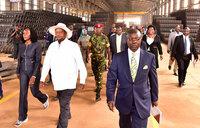 Factories are a testimony of NRM development plans - Museveni