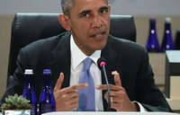 Obama: 'No One Nation' Can Confront Global Development Challenges