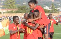 CHAN: Cranes draw first blood in Burundi