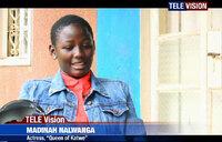 Nalwanga started at the age of four