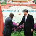 Kiyonga presents credentials to Chinese president Xi Jinping