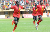 Cranes on right path of AFCON qualifiers