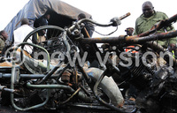 Up to 30 feared dead in fuel tanker accident