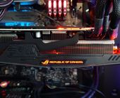 Asus ROG Strix RTX 2080 review: An ice-cold, whisper-silent beast of a graphics card
