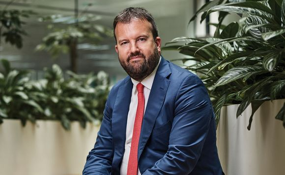 Head of UK and Ireland intermediary distribution at BNY Mellon Investment Management Fergus McCarthy