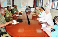 US commends UPDF for maintaining peace in Africa
