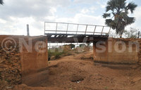 Yumbe residents want Jure bridge fixed