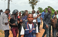 Police meets journalists over brutality