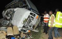 Tanzania receives 13 bodies of Mpigi accident victims