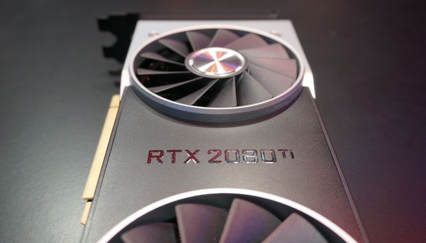 Nvidia confirms 'limited' GeForce RTX 2080 Ti Founders Edition quality issues