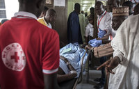 Wounded survivors recount botched Nigeria air force bombing