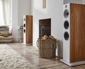 Bowers & Wilkins' 600 Series Anniversary Edition speakers feature component and cabinet upgrades