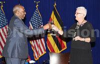 US celebrates independence in Kampala