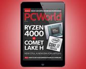 PCWorld's May Digital Magazine: Ryzen 4000 vs. Comet Lake H
