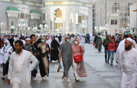 Saudi suspends 'umrah' pilgrimage over coronavirus fears