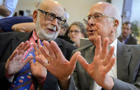 'God particle' scientists win Nobel Physics Prize