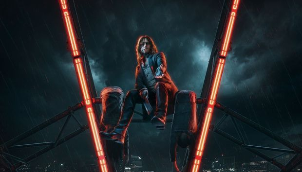 Watch 20 minutes of Vampire: The Masquerade - Bloodlines 2 gameplay on the PC