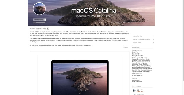macOS Catalina 10 15 Public Beta is now available   IDG Connect