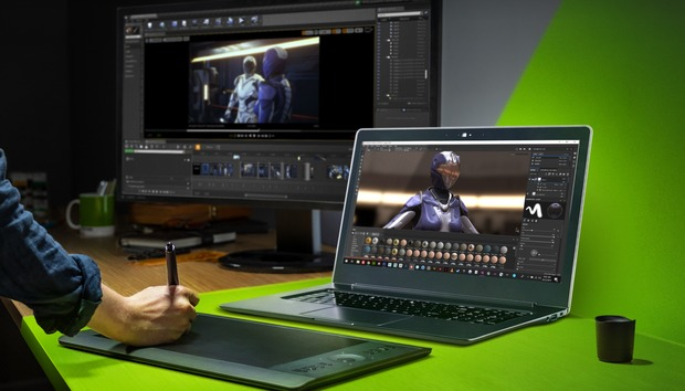 Nvidia's RTX Studio laptops pair fierce hardware with dedicated drivers for content creators