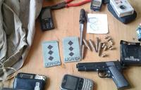 Suspected 'UPDF officer' found with Gov't stores, arrested