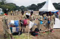 Great creativity at annual scouts' jamboree