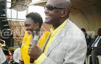 President says Kyotera is a backbone of NRM