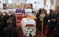 Ghana mourns BBC journalist Komla Dumor