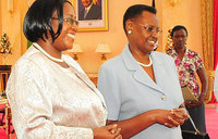 First Ladies want end to sexual violence