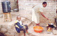 Jompy boiler: The magic bullet to clean, safe water?