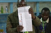 Kenyatta heads for victory as Odinga cries foul