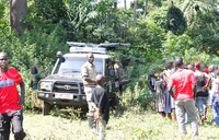 Man clobbered to death, body dumped in bush