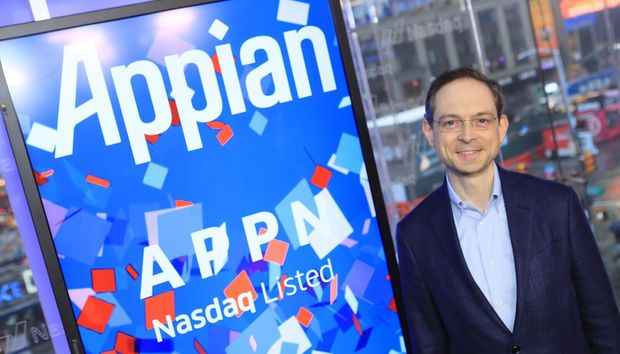 Appian CEO stays focused on the low-code road