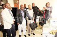 Sierra Leone, Guinea medical experts in Uganda over disease control