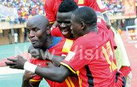 World Cup Qualifiers: Uganda Cranes v Ghana Black Stars