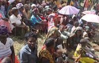Over 1500 Bundibugyo flood victims still homeless