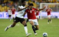 World Cup: Egypt back on top of Uganda's group