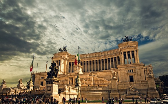 The Italian government collapses at a risky time