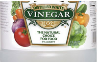 How to use vinegar as cleaning agent
