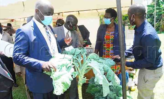 MAAIF launches National Organic Agriculture Policy