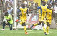 KCCA thrash SC Villa to open seven point lead