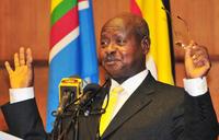 Uganda among region's best governed