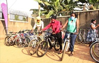 Reproductive health advocates receive 200 bicycles, sh84m boost