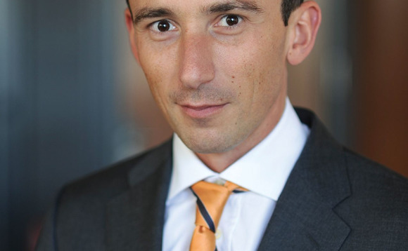 Adrien Pichoud of SYZ Asset Management