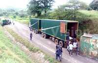 Two dead,eight injured along Arua-Nebbi highway